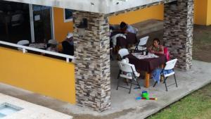 Hotel y Balneario Playa San Pablo, Отели  Монте-Гордо - big - 49