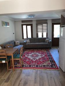 miray villas, Prázdninové domy  Boğazağzı - big - 116