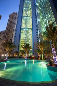 Oasis Beach Tower Apartments