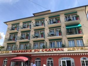 Hotel Restaurant du Chateau, 1094 Lausanne