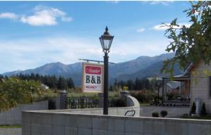 Accommodation in Hanmer Springs