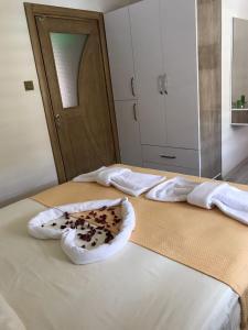 miray villas, Prázdninové domy  Boğazağzı - big - 109