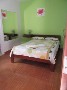 Hostal Las Orquideas, Penzióny  Trujillo - big - 7