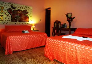 Superior Double Room with Two Double Beds Hotel Kekoldi de Granada