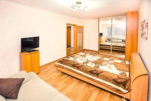 Apartments at Lva Yashina 10, Apartmanok  Toljatti - big - 4