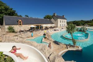 Location gîte, chambres d'hotes Domaine de l'Orangerie de Lanniron dans le département Finistère 29