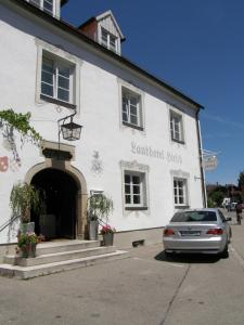 Landhotel Hirsch, Hotels  Kempten - big - 31