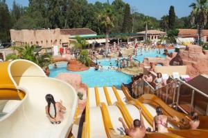 Location gîte, chambres d'hotes Camping Les Palmiers dans le département Var 83