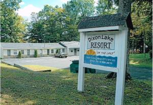 Dixon Lake Resort Motel - Hotel - Gaylord