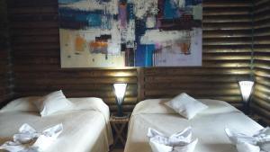 Horizon Hotel & Yoga center, Apartmánové hotely  Pláž Santa Teresa - big - 68
