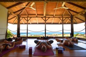 Horizon Hotel & Yoga center, Apartmánové hotely  Pláž Santa Teresa - big - 57