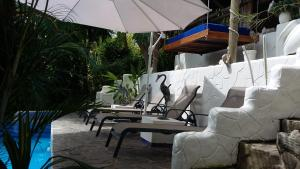 Horizon Hotel & Yoga center, Apartmánové hotely  Pláž Santa Teresa - big - 80