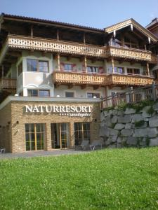 Naturresort Senningerhof - Hotel - Bramberg am Wildkogel