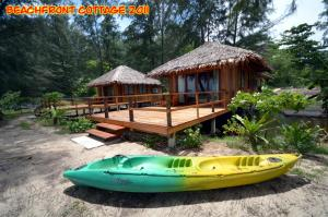 Kradan Beach Resort - Ko Lao Liang