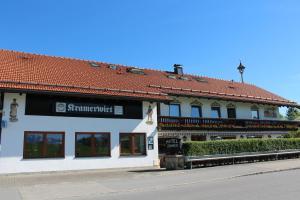 3 hvězdičkový penzion Hotel-Gasthof Kramerwirt Irschenberg Německo