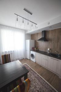 The Room: apartment #34, Apartmány  Astana - big - 22