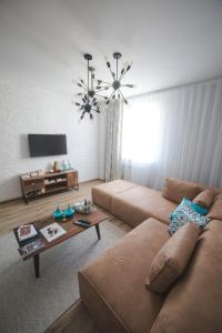 The Room: apartment #34, Apartmány  Astana - big - 23