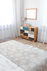 The Room: apartment #34, Apartmány  Astana - big - 27