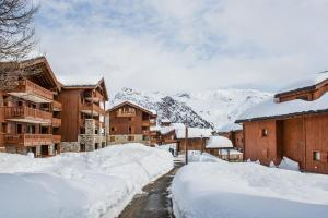 CGH Résidences & Spas Les Cimes Blanches - Hotel - La Rosière