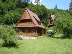 Accommodation in Powrożnik