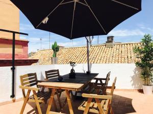 Peaceful Pad, Apartmanok  Sevilla - big - 24