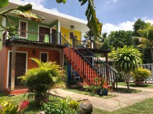 Del Mar Eco Lodging Apartments, Апартаменты  Лукильо - big - 8