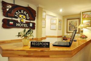 Hotel Salerno, Hotely  Villa Carlos Paz - big - 26