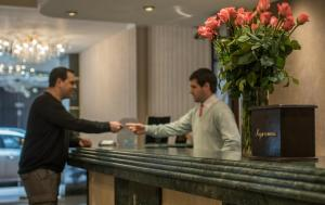 Prince Hotel, Hotely  Mar del Plata - big - 31
