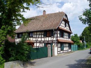 Accommodation in Heidolsheim
