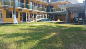 Hotel y Balneario Playa San Pablo, Отели  Монте-Гордо - big - 41