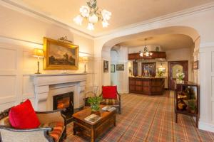 Butler Arms Hotel, Hotel  Waterville - big - 22