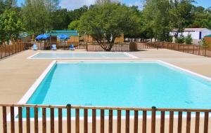 Location gîte, chambres d'hotes Domaine Résidentiel de Plein Air Odalys Les Demoiselles dans le département Vendée 85