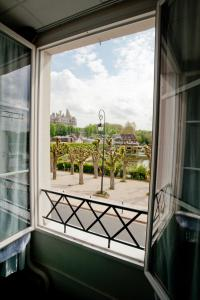 Logis Hotel Beaudon, Hotely  Pierrefonds - big - 25