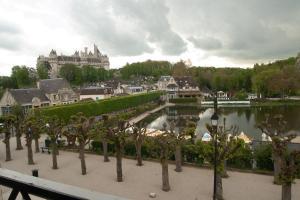Logis Hotel Beaudon, Hotely  Pierrefonds - big - 23