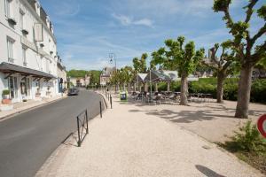 Logis Hotel Beaudon, Hotely  Pierrefonds - big - 20