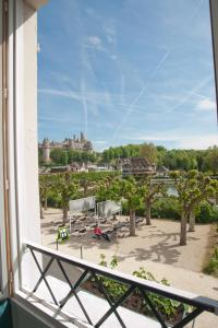 Logis Hotel Beaudon, Hotely  Pierrefonds - big - 24