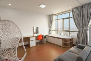 Hoang Anh Gia Lai Apartment B20.03, Apartmány  Danang - big - 49