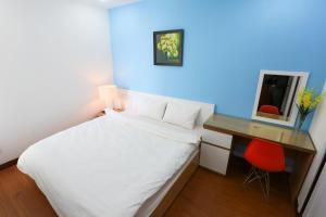 Hoang Anh Gia Lai Apartment B20.03, Apartmány  Danang - big - 81