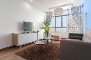Hoang Anh Gia Lai Apartment B20.03, Apartmány  Danang - big - 47