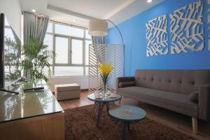 Hoang Anh Gia Lai Apartment B20.03, Apartmány  Danang - big - 52