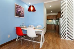 Hoang Anh Gia Lai Apartment B20.03, Apartmány  Danang - big - 56
