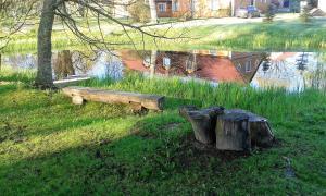 Brīvdienu māja Bienes, Дома для отпуска  Сабиле - big - 49
