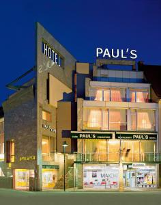 Hotel Paul's Hotel Knittelfeld Rakousko
