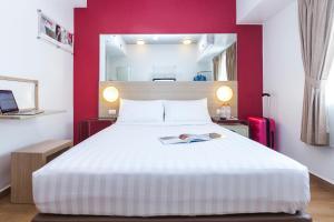 Red Planet Makassar, Hotel  Makassar - big - 28