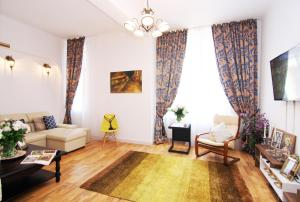 3 hviezdičkový apartmán Old Princely Court 2Bd Apartment Bukurešť Rumunsko