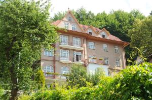 Accommodation in Krynica