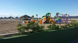 Cozy Beach House Gjiri Lalzit, Ferienhäuser  Fushë-Draç - big - 30