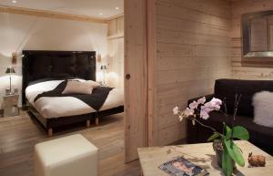 Hotel Les Mélèzes, Hotely  Les Deux Alpes - big - 12