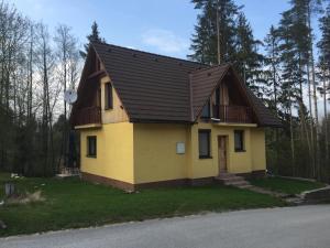Namas Chata Oravská Priehrada Namestovas Slovakija