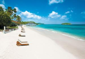 Sandals Halcyon Beach All Incl..